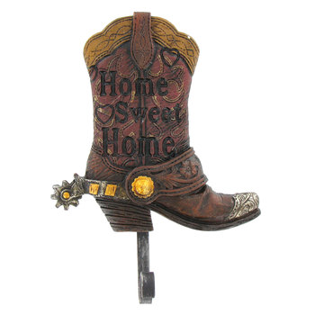 Home Sweet Home Boot Wall Hook